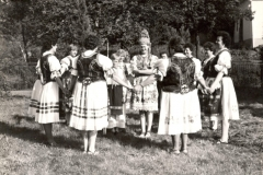 Spevácka skupina Lišovianka2